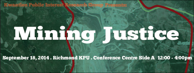 Mining Justice Richmond Campus
