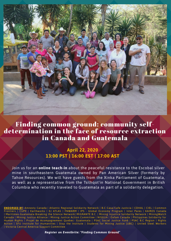 Finding Common Ground Flyer - Eng